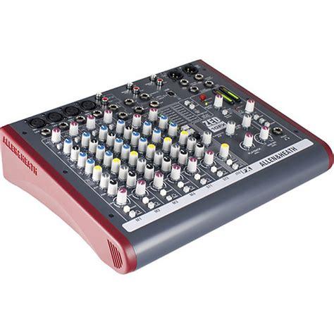 Mixer Allen Heath Zed 10fx allen heath zed 10fx multi purpose miniature mixer reverb