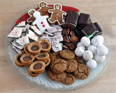 christmas cookie platter ideas frugal personalized gift ideas all the frugal