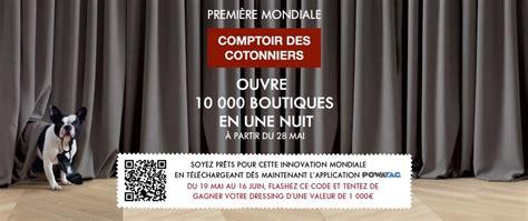 Comptoir Du Cotonnier by Comptoir Des Cotonniers R 233 Invente Le E Commerce Avec Le