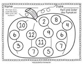 november roll and color coloring pages pinterest