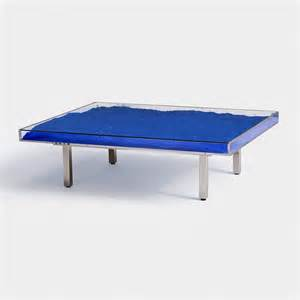 Table And Table Yves Klein Blue Coffee Table Coffee Table Design Ideas