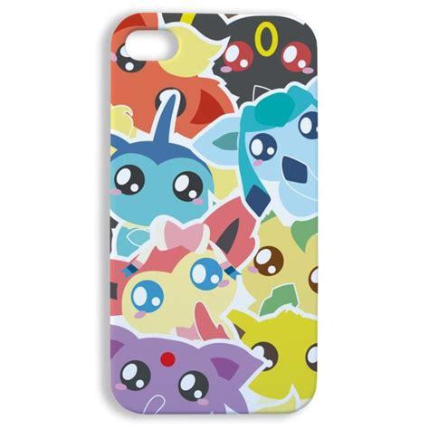 Tmnt Chibi Iphone 5 5s 5c 6 6s 7 Plus coque pour iphone 5 et 5s eeveelution chibi et