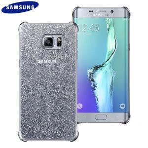 Casing Glitter Samsung S6 Edge Plus S6 Edge official samsung galaxy s6 edge plus glitter cover