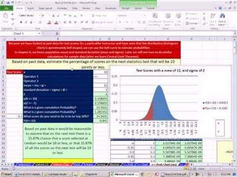 bell curve excel 2010 template how to plot standard deviation bell curve in excel