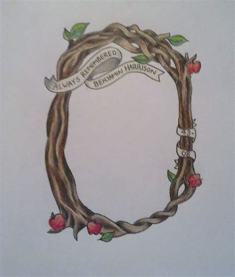 awesome frame tattoo designs
