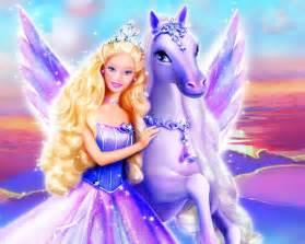 barbie magic pegasus barbie princess wallpaper