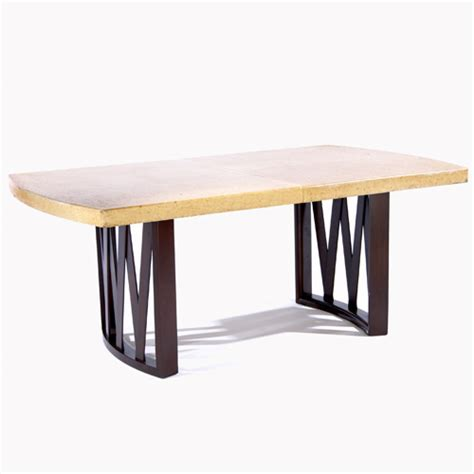 dining tables cork dining table paul frankl cork dining table