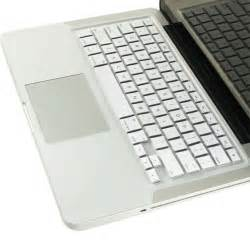 Keyboard Macbook White Unibody white keyboard skin cover for macbook pro 13 ebay
