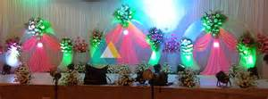 puberty manjal neerattu vizha function decoration le