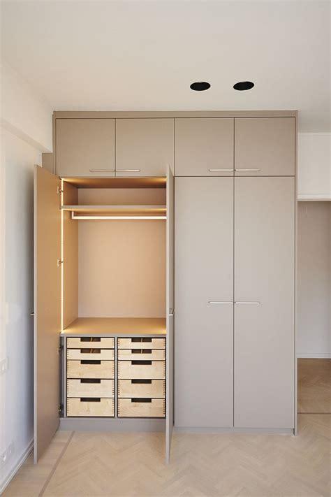 armoire pour chambre mansard馥 placard chambre mansarde cheap decoration portes sous