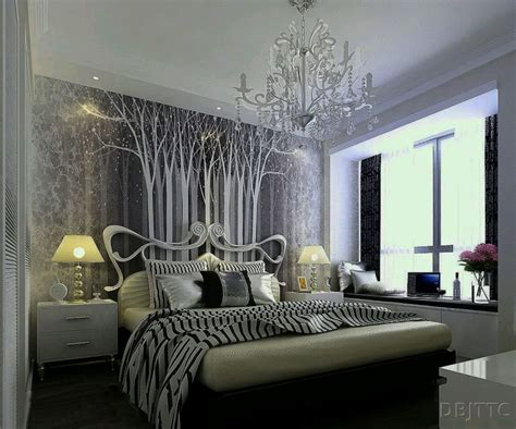 silver bedroom decor bedroom decorating ideas with black