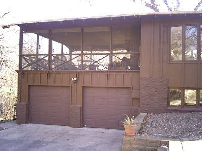 garage with screened porch screened porch over garage for the home pinterest