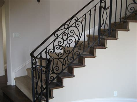 wrought iron stair railing interior wrought iron railings stairs