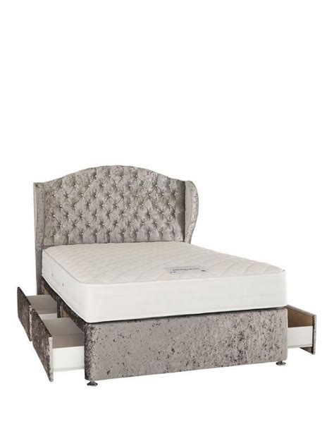 1000 ideas about divan beds with storage on