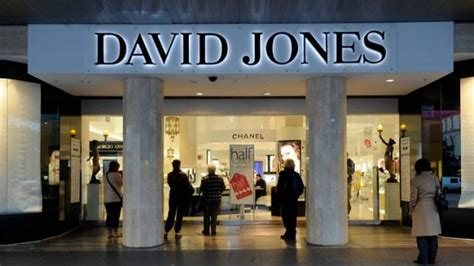 interest high in purchase of david jones melbourne