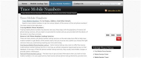 Worldwide Phone Number Lookup Top 10 Websites To Track Mobile Number Location