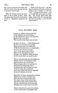 Pauls Symbolism Essay by The Symbolism Of Hms Somerset In Paul Revere S Ride Writework