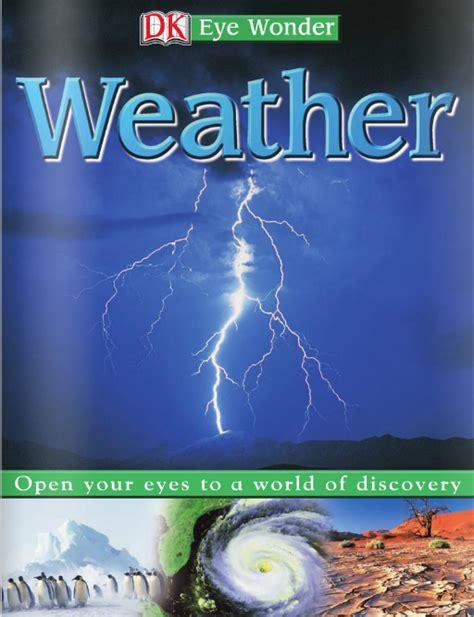 weather picture books education free materials for you