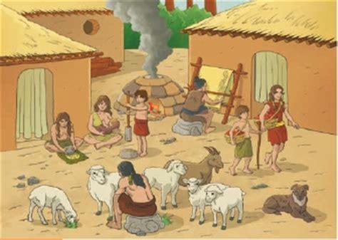 imagenes de la revolucion neolitica las etapas de la prehistoria paleo meso neol 237 tico
