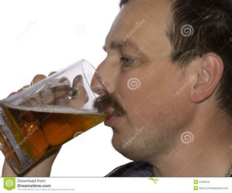 men drinking beer royalty  stock images image