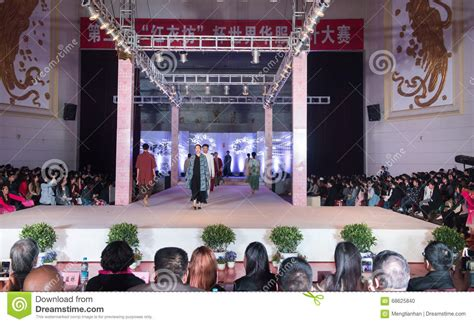 3rd fashion home design expo twenty seventh series landscape painting fashion show