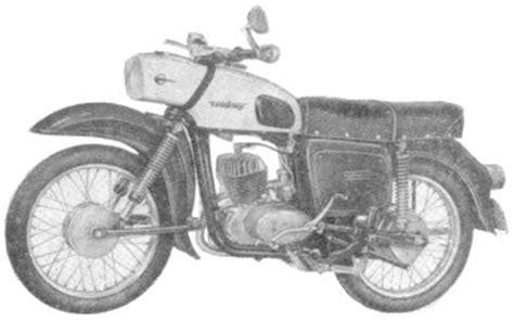 Motorrad Kette L Uft Unrund by Betriebsanleitung F 252 R Die Mz Motorr 228 Der Es 125 1 Und Es 150 1