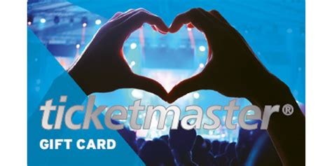 Using Ticketmaster Gift Card - check out our instagram prize draw be in with a chance of winning a ticketmaster