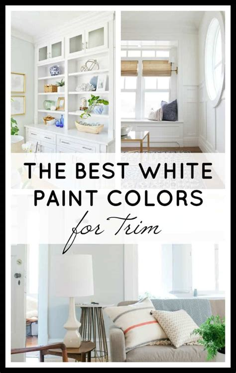 best ceiling white paint the best white paint colors for trim wife in progress