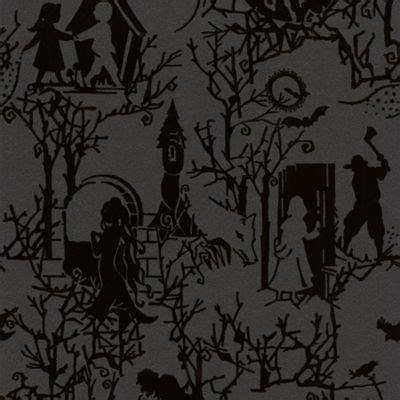 Graham And Brown Flock Wallpaper