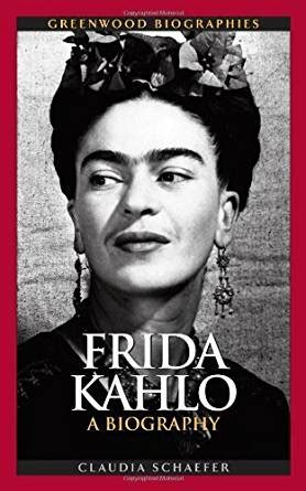 frida kahlo biography francais frida kahlo a biography greenwood biographies kindle