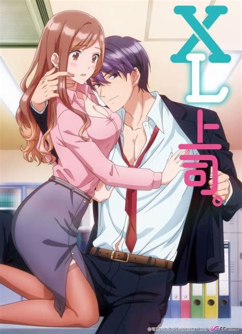 xl joushi xl boss anime comicfesta banca  anime