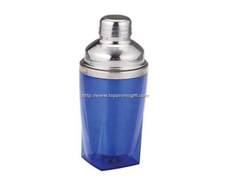 wholesale 8oz plastic mini cocktail shaker fob china us 0