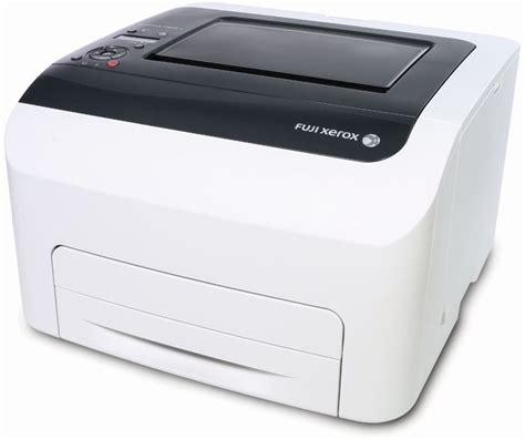 Fuji Xerox Docuprint P225d Print Only Network fuji xerox docuprint cp225w color wireless laser network