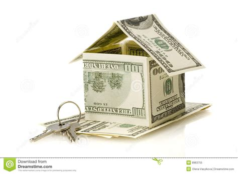 home design free money money house royalty free stock photo image 8963755