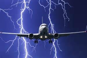 Lightning Careers Lightning Strike Effect On Airplane Aerospace