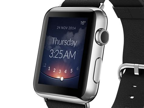 design apple watch face the 50 best apple watch face and app concepts so far