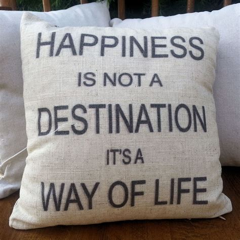 home decor slogans slogan cushions fun positive message linen pads covers