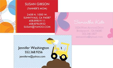 Shutterfly Business Cards Free