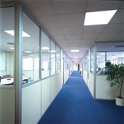 cloison aluminium bureau separateurs d espaces de travail les fournisseurs