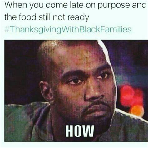 Thanksgiving Memes About Family