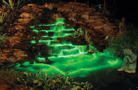 colored landscape lighting 15 dramatic landscape lighting ideas home design lover