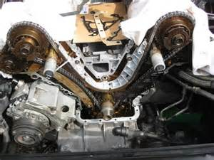 timing chain replacement e38