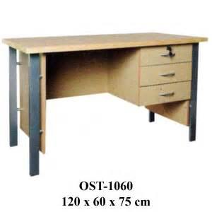 Orbitrend Meja Makan Lipat Meja Cafe Lipat Folding Table meja kantor orbitrend meja kantor 189 biro 3 laci ost 1060 manarafurniture
