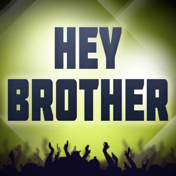 avicii karaoke hey brother originally performe crystal hits high