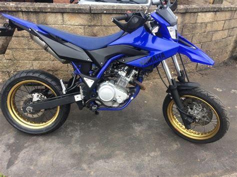 Yamaha Wr 125x yamaha wr 125 x 2011 61 plate in stockwood bristol