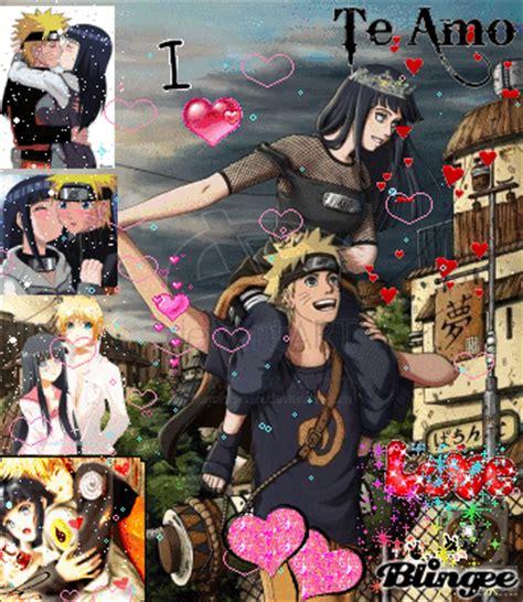 imagenes de amor animadas de naruto naruto y hinata fotograf 237 a 126824899 blingee com