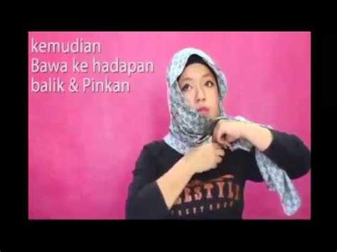 tutorial hijab pashmina satin youtube tutorial hijab pashmina satin ala hana tajima simple
