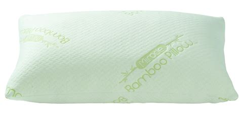Memory Foam Pillow Benefits by Bamboo Pillow The Right Pillow For You Izzz