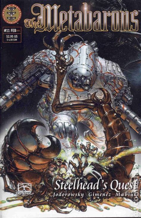 metabarons the metabarons 2000 comic books