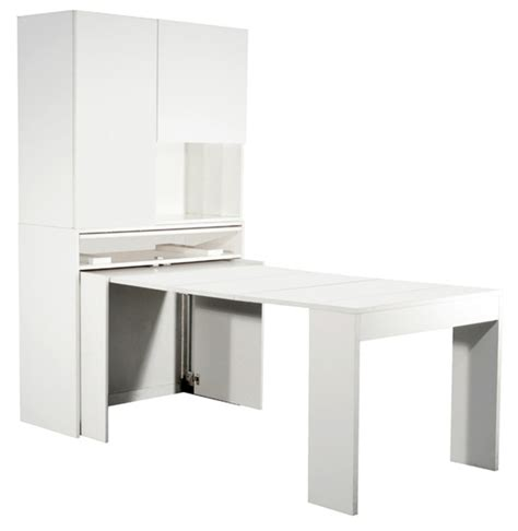 table cuisine escamotable ou rabattable rabattable
